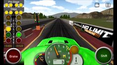 No Limit Drag Racing - How to build money up