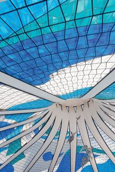 Cathedral by Oscar Niemeyer