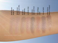 The Beauty Look Book: Burberry Pale Barley No. 22 Sheer Eye Shadow