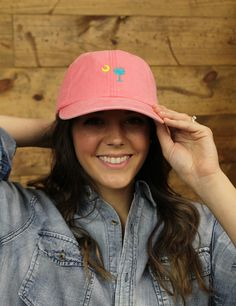 Grab this cute Palmetto hat before its gone