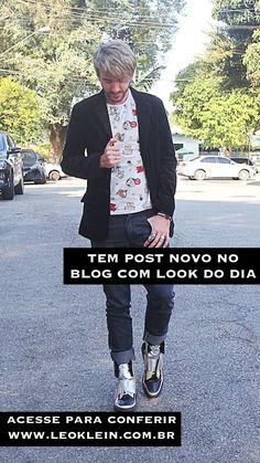 Tem POST novo no BLOG gente, mais um LOOK LK para vocês com destaque nesse Sneaker fantástico que comprei no AliExpress Brasil.  #comfy #estilomasculino #blogueiro #instafashion #instablogger #inspiration #modaparahomens #cbblogers #boanoite #boatarde #stylish #dapper #fashionblogger #fashionformen #fashionista #fashionmen #gentleman #bomdia #paraty #lifestyle #tumblrlife #modamasculina #mensfashion #menswear #mensstyle #errejota #mfw23 #inverno #megapolo #aliexpress