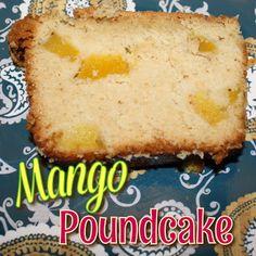 EmilyCanBake: Mango Poundcake