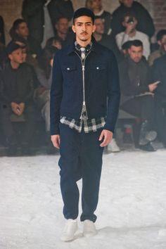 AMI Alexandre Mattiussi   FW 2014   Mode Masculine