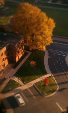 Tilt Shift Photography Collection