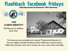 Each week during 2013, we will feature a flashback photo and share our history. Please share these weekly postings with your friends and family and join us in celebrating our 125th anniversary.    Week 23- Adding On.