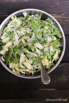 Vihreä varhaiskaalisalaatti