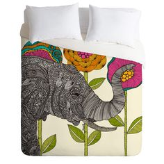 DENY Designs Home Accessories   Valentina Ramos Aaron Duvet Cover