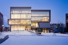 Centro para las Artes Creativas Perry and Marty Granoff, Universidad de Brown,© Iwan Baan