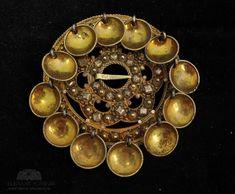 Telemark Museum 3 Picture, Norway, Bucket, Museum, Brooch, Jewellery, Jewels, Brooches, Schmuck