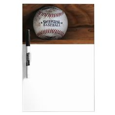 Baseball Dry Erase Board Board For Kids, School Lockers, Magnetic White Board, Command Strips, Love And Basketball, Name Design, Dry Erase Board, Christmas Gifts For Kids, School Colors