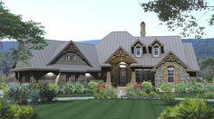 Montagna di Grazioso House Plan - 3057