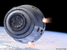 SpaceX Dragon has NASA approval to dock with the International Space Station in April
