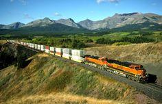 #BNSF Railway!!!