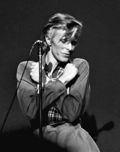 David Bowie - Diamond Dogs tour 1974