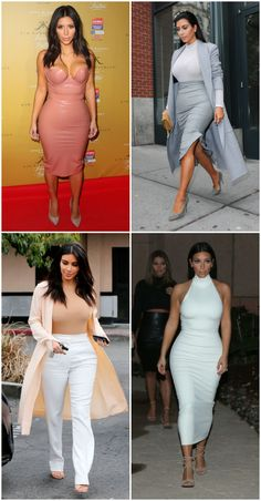 All of Kim Kardashian's outfits in ONE place: http://www.cosmopolitan.co.uk/fashion/celebrity/g3533/kim-kardashian-style-outfits-pictures/