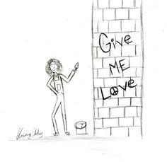 George Harrison by me (McLennonHaStarr)
