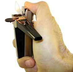 a pipe and lighter in one. ( #marijuana #cannabis ) http://www.pinterest.com/thathighguy