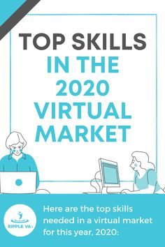 Almost anything people possess can be used for advantage — part of these are skills. Admittedly, specific skills have erupted to heed the calls of the modern day. Here are the top skills needed in a virtual market for this year, 2020! Business Marketing, Internet Marketing, Social Media Marketing, Online Business, Customer Relationship Management, Finance Organization, Social Media Pages, Virtual Assistant, Marketing Digital