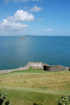 Irish Sea - Howth, Ireland by fisherbray, via Flickr
