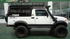 Samurai, Jimny Suzuki, Mini 4wd, Offroader, Mini Trucks, Jeep 4x4, Motorcycle Bike, Cool Cars, Dream Cars