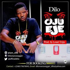 [New Video] Dilo  Ojueje (Blood Eyes)   After the successful release ofOju EjeAudio Nigerian fast rising versatile Afro-pop singing sensation performer song writer and a graduate of Fine and Applied Art Education in EkitiState University in affiliation with (AOCOED) popularly known as DILO officially kicks start 2017 with the much awaited official video to his recent single titled Oju Eje produced by Loud Trips and directed byDAMMY.  DILOOju Eje(Blood Eyes) visuals  promises to rock TV…