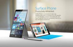 Microsoft bleibt angeblich verpflichtet Windows-10 Mobile auf ARM-Chips laufen. Und was ist mit den HoloLens? Das 2015 Oberflächen Phone Konzept Kunst t