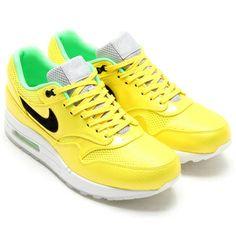 """Nike Air Max 1 Premium FB """"Vibrant Yellow"""""""
