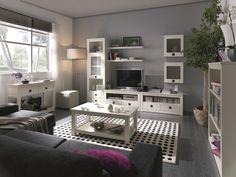 """""""CLAVES Y CONSEJOS PARA DISTRIBUIR TU SALÓN"""" Escoge siempre muebles prácticos y funcionales con espacio para almacenar y guardar. En la actualidad es tendencia los modulares para salón ya que... http://www.muebleslospedroches.com/claves-y-consejos-para-distribuir-tu-salon/"""