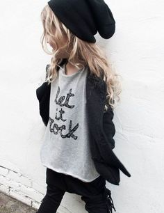Discover the latest fashion trends for the most stylish kids. Discover the latest fashion trends for the most stylish kids. Little Girl Fashion, Toddler Fashion, Kids Fashion, Fashion Games, Outfits Niños, Casual Outfits, Fashion Outfits, Tomboy Mode, Cute Baby Girl Outfits