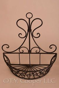 Wrought Iron Metal 12