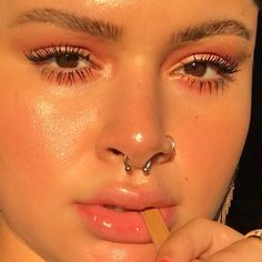 shaenextdoor - - - shaenextdoor – – You are in the right place about Piercing conch Here we offer - Bijoux Piercing Septum, Two Nose Piercings, Nose Piercing Tips, Double Nose Piercing, Cool Piercings, Piercing Ring, Piercing Tattoo, Flat Piercing, Piercing Bump