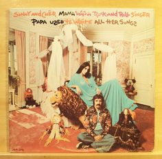 SONNY AND CHER - Mama was a Rock and Roll Singer - Vinyl LP -Listen to the Music in Musik, Vinyl, Pop | eBay