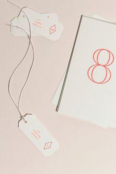 Minimal branding that isn't boring Logo Design, Brand Identity Design, Graphic Design Branding, Typography Design, Print Design, Hangtag Design, Design Design, Collateral Design, Stationery Design