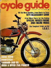 MotorParade: OSSA TWOFIFTY PIONEER