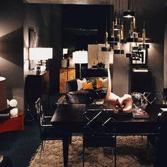 Visiting Flair Roma on Via Margutta is always an inspiration  #flairhome #chic #luxury #interior #design #style #art #design #beauty #blackandwhite #taste #vintage #travel #lifestyle #italy #rome