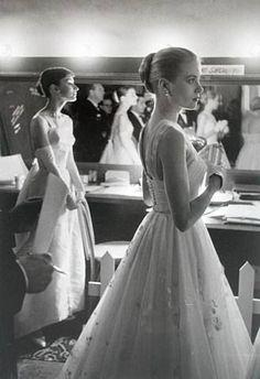 Audrey Hepburn & Grace Kelly  ヘップバーンとグレースケリー   SMARTCLUB LIFE-スマートクラブライフ-