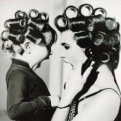 divas mãe e filha