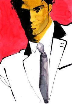 Marc Antoine Coulon illustrator