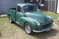 Morris Minor, Rugby, Antique Cars, Automobile, Truck, British, Vans, Classic, Vehicles