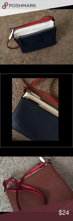 New Aldo Crossbody Bag. New. Adjustable strap. Built in wallet. •No trades.  #aldobags #multicolored #crossbody #crossbodypurse #stylish Bags Crossbody Bags