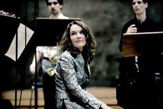 Pianist Helene Grimaud <3