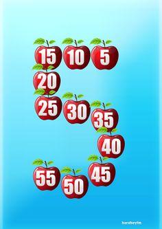 5 erli Kids Math Worksheets, Classroom Activities, Classroom Decor, First Grade, Second Grade, School Frame, Math Multiplication, Lucky Number, Number Sense
