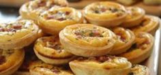 Gramma Good's Bacon Quiche Tarts | Gramma Good