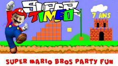 Nali : ANNIVERSAIRE Super MarIO Bros