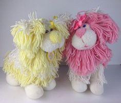 Dog Toy Yarn
