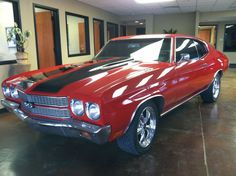 Terry's was silver with wide black stripes. 454 SS Chevelle FABULOUS!