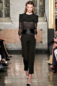 Emilio Pucci Fall 2012 Ready-to-Wear Collection Slideshow on Style.com
