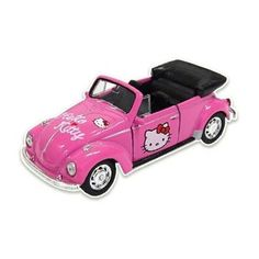 hellokitty classic mini car volkswagen style toy for kids children from 1899