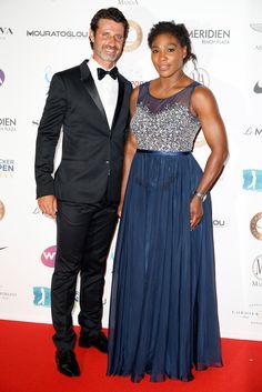 Serena williams dating coach