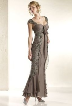 Found this as a Mother of the groom dress, wrong color though.